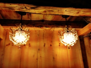 Loft Chandelier Lights